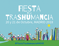 Visual Campaign for Fiesta de la Trashumancia 2018