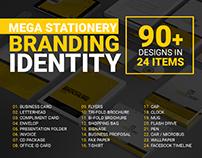 Web Design Agency Stationery Branding Identity