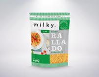 Rebranding Milky