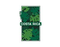 Costa Rica Brand Project