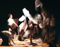 Müzeyyen//Modern Dance Performance