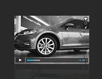 VW Golf Introducing