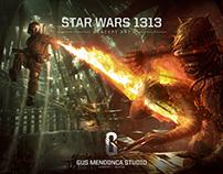 STAR WARS 1313 /// Concept Art