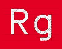 kraft mono // typeface (wip)