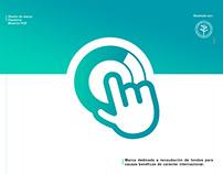 Clyc.me - Diseño de marca
