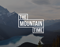 Mountain Page Theme