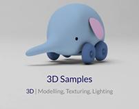 3D Samples | 3D Design