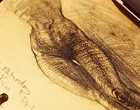 RID's sketchbook. November 2017