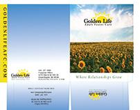 Golden Life Folder