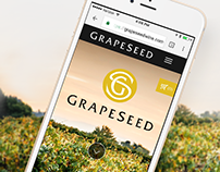 Grapeseed Ecommerce Website