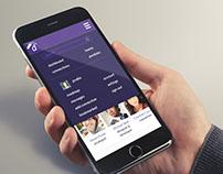 Digaboom Profile Web Design