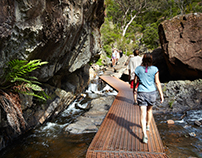 MacKenzie Falls Gorge Trail Design