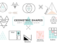 Geometric Shapes and some logo experiments