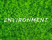 Environment - Text masking
