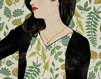 Portrait of Rachel