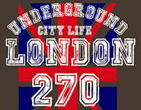 LONDON CITY VECTOR ART