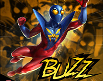Game banner for Gameloft's Spiderman Unlimited - Buzz
