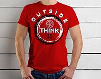 Think Outside T-shirt