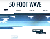 50FOOTWAVE | Web Documentation