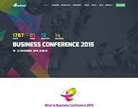 Eventum - Event & Conference Joomla Template