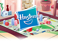 HASBRO - BRINQUETOUR