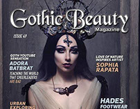 Gothic Beauty Cover Story
