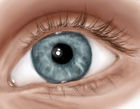 Speeddrawing Eye