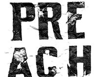 PREACH GROTESK • TYPEFACE