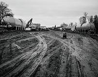 Interstate i69 - (Con)Destruction