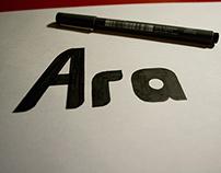 Branding - Ara Technology