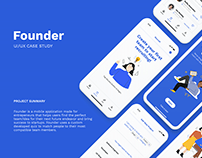Founder—UI/UX Case Study