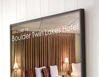 Boulder Hotel - flyer