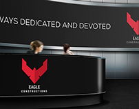 Eagle Constructions - Identity