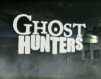 SYFY: The Great American Ghost Hunt