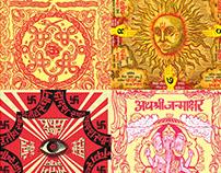 Janam Patrika- An Illustration Series