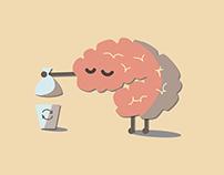 Clean brain