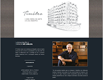 Timóteo Mozak | Landing Onepage Luxury