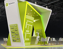 Exhibition Stand Design S7 Technics