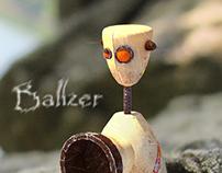 Ballzer - 3D Character