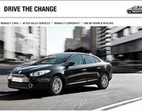 Renault Egypt website