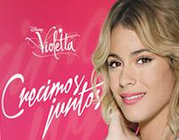 Banner Violetta