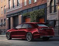 Cadillac CT6 V Wagon