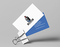 Bellator - Logo design and business card