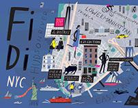 Exploring NYC's FiDi