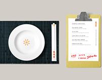 Defié Moi restaurant branding