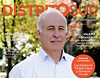 Revista Distrito Sur - Número 11, Febrero 2018