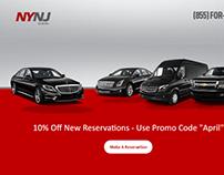 HTML E-Mailer for NYNJ Car Service