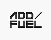 Add Fuel – Logo & Typeface