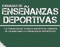 Jornadas de Enseñanzas Deportivas