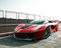 Ferrari FXX-K #2